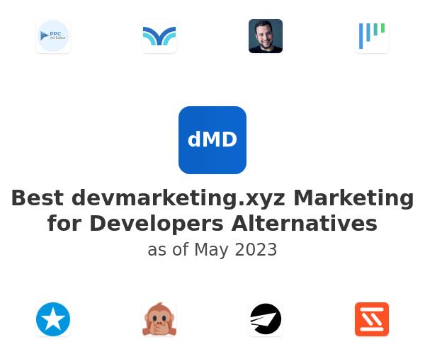 Best Marketing for Developers Alternatives