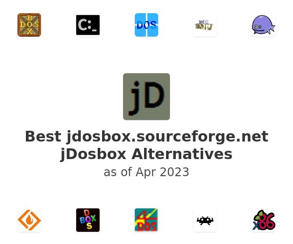 Best jDosbox Alternatives