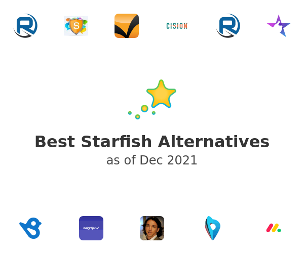 Best Starfish Alternatives