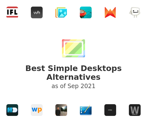 Best Simple Desktops Alternatives