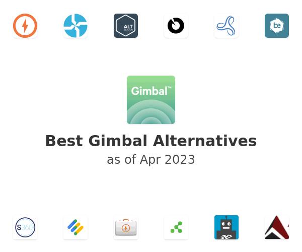 Best Gimbal Alternatives