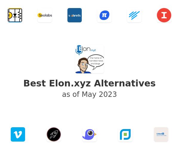 Best Elon.xyz Alternatives