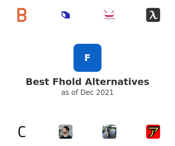 Best Fhold Alternatives