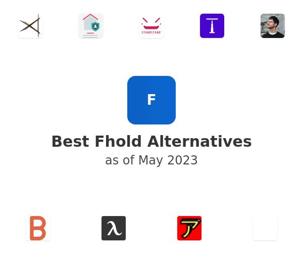 Best Fhold Alternatives