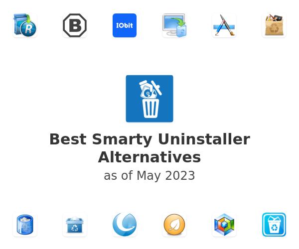 Best Smarty Uninstaller Alternatives