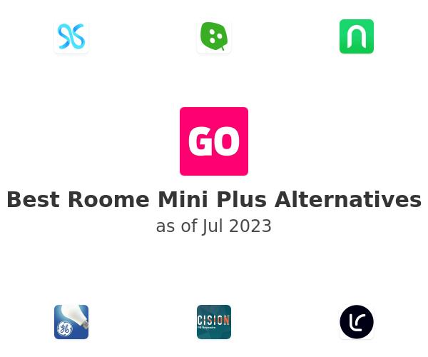 Best Roome Mini Plus Alternatives