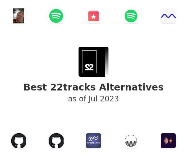 Best 22tracks Alternatives