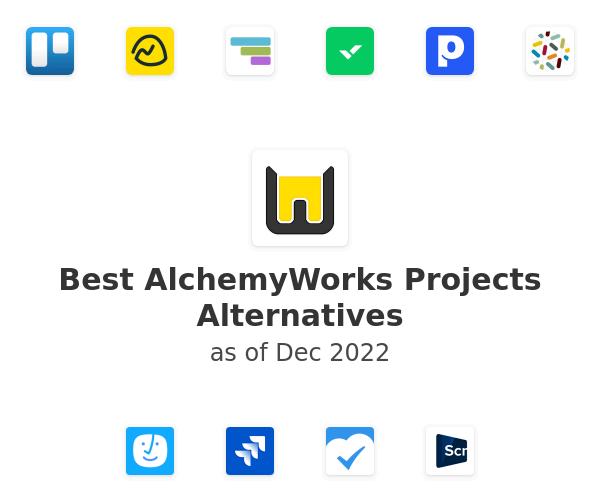 Best AlchemyWorks Projects Alternatives