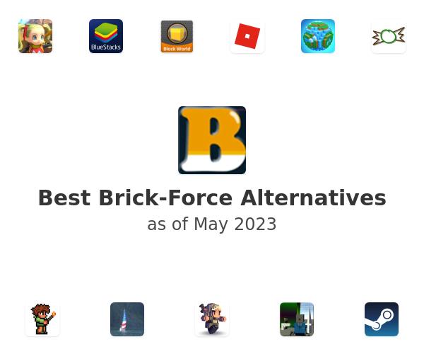 Best Brick-Force Alternatives