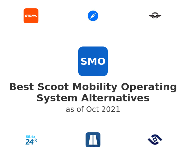 Best Scoot Mobility Operating System Alternatives