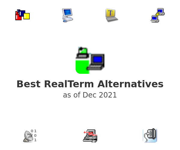 Best RealTerm Alternatives