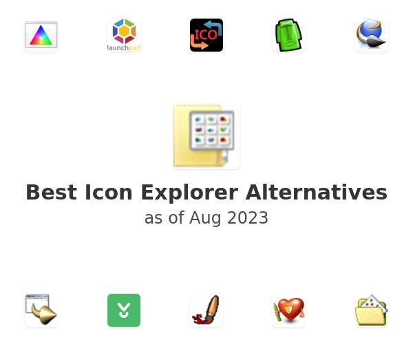 Best Icon Explorer Alternatives