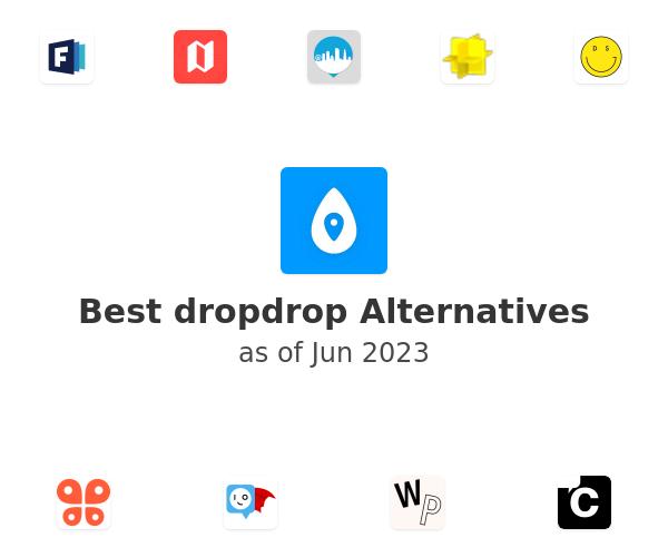 Best dropdrop Alternatives