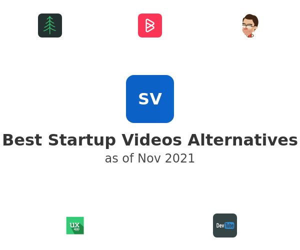Best Startup Videos Alternatives