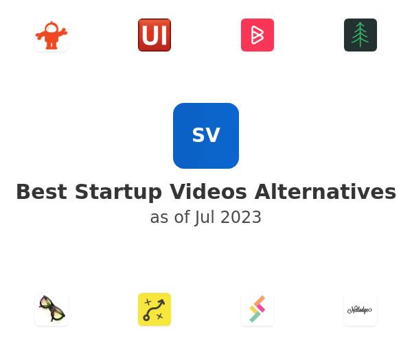 Best Startup Videos Alternatives