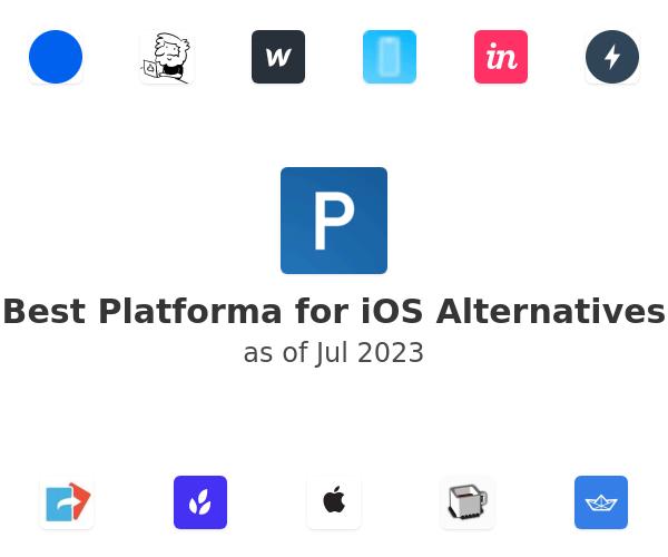 Best Platforma for iOS Alternatives