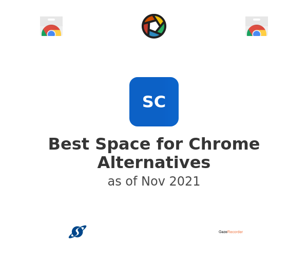 Best Space for Chrome Alternatives