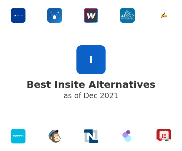 Best Insite Alternatives