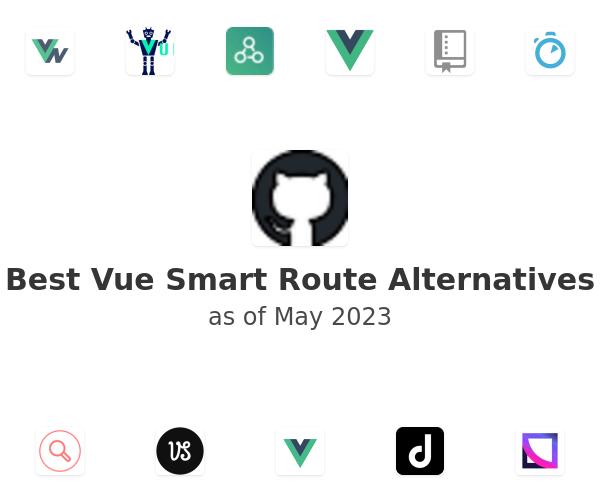 Best Vue Smart Route Alternatives
