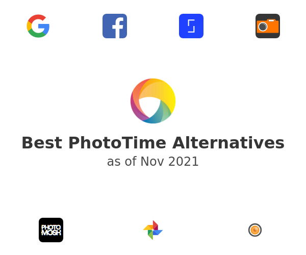 Best PhotoTime Alternatives