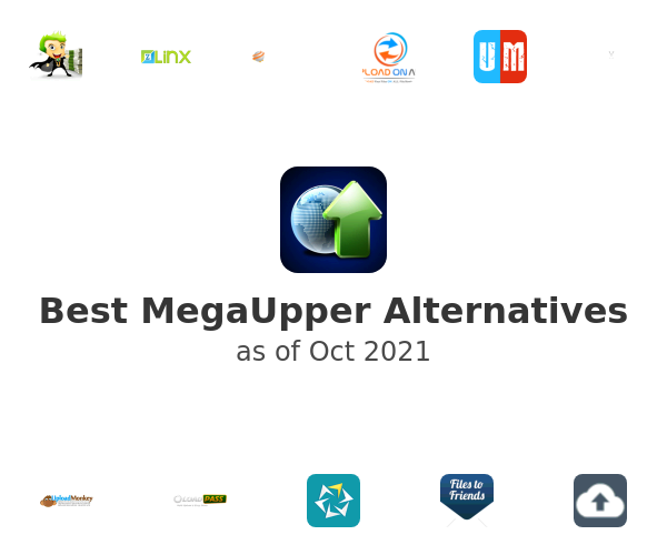 Best MegaUpper Alternatives