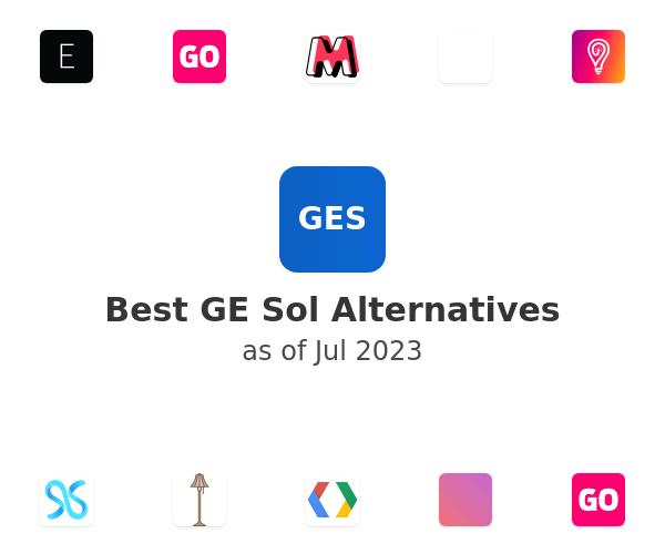 Best GE Sol Alternatives