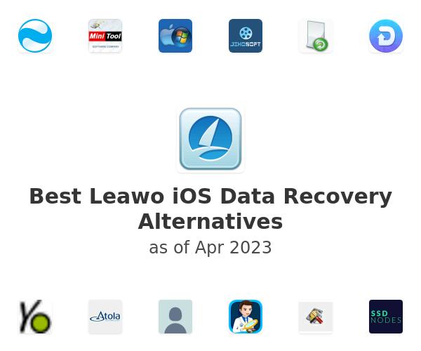 Best Leawo iOS Data Recovery Alternatives