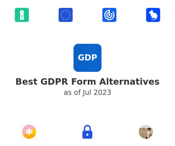 Best GDPR Form Alternatives