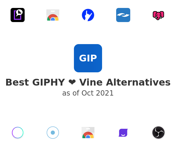 Best GIPHY ❤ Vine Alternatives