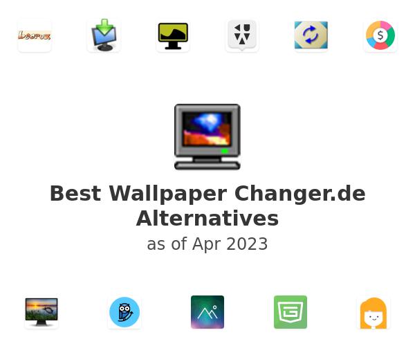 Best Wallpaper Changer.de Alternatives