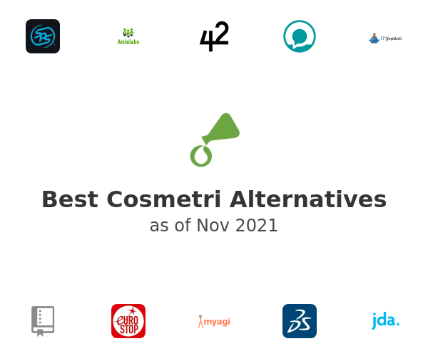 Best Cosmetri Alternatives