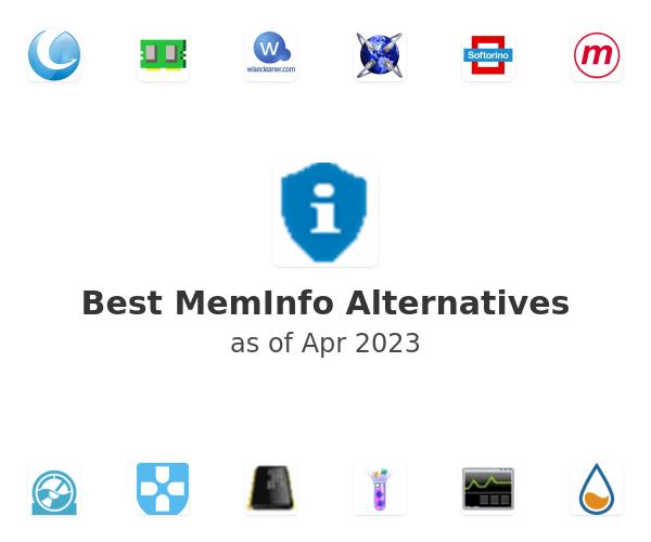 Best MemInfo Alternatives