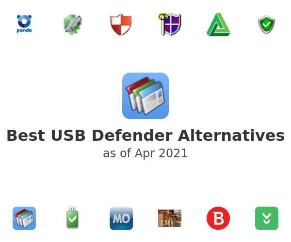 Best USB Defender Alternatives