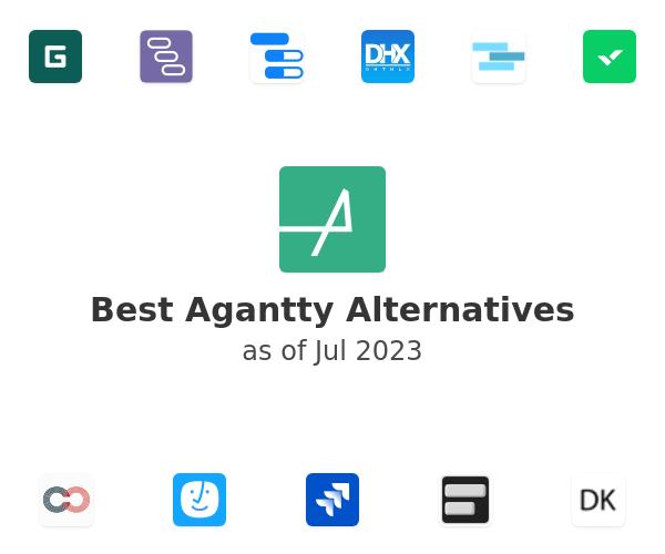 Best Agantty Alternatives