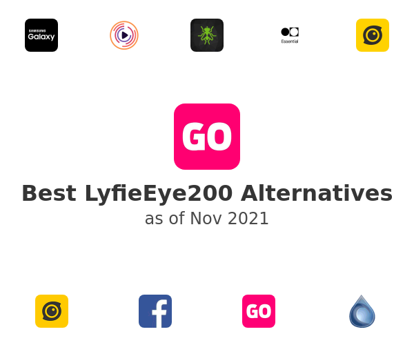 Best LyfieEye200 Alternatives