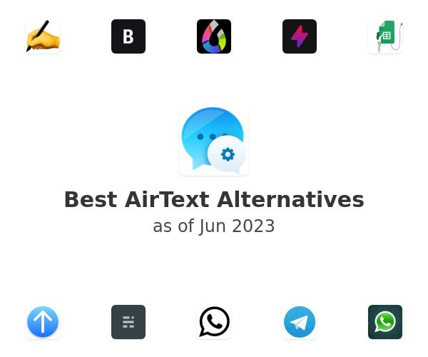 Best AirText Alternatives