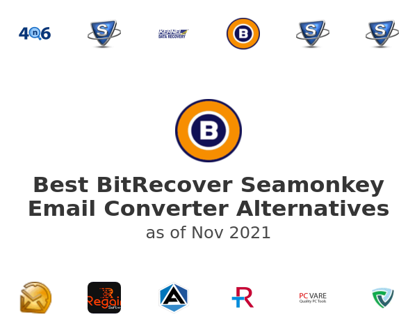 Best BitRecover Seamonkey Email Converter Alternatives