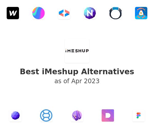 Best iMeshup Alternatives