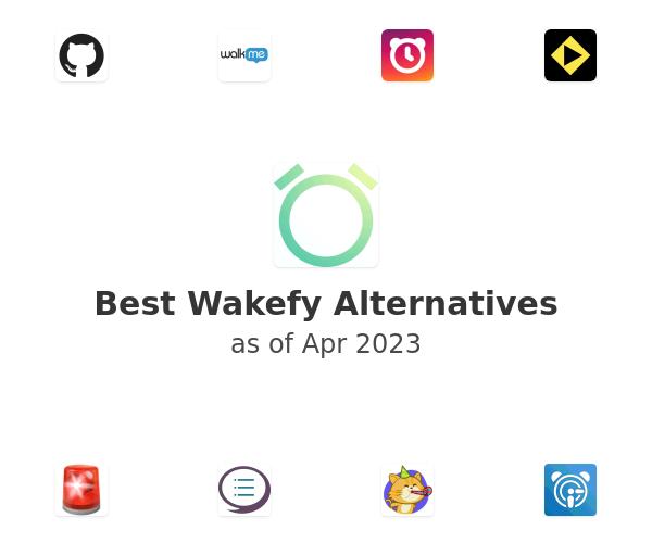Best Wakefy Alternatives