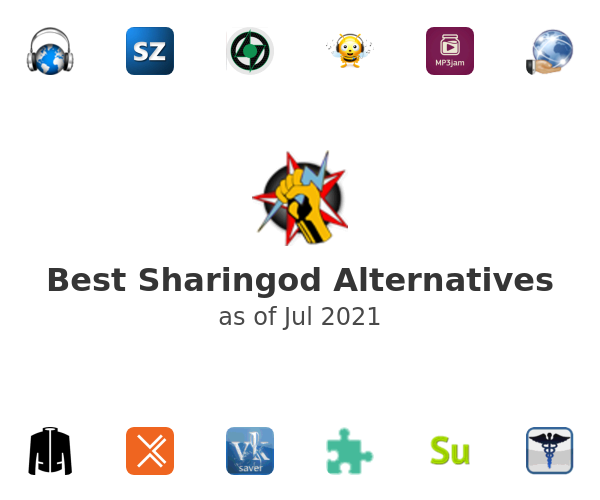 Best Sharingod Alternatives