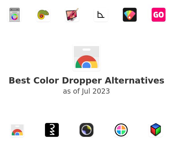Best Color Dropper Alternatives