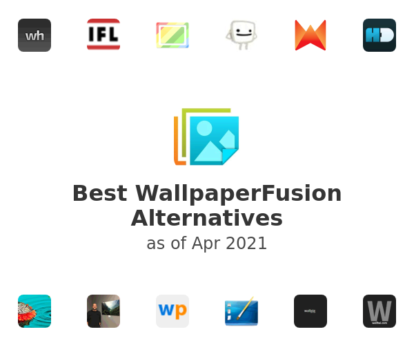 Best WallpaperFusion Alternatives