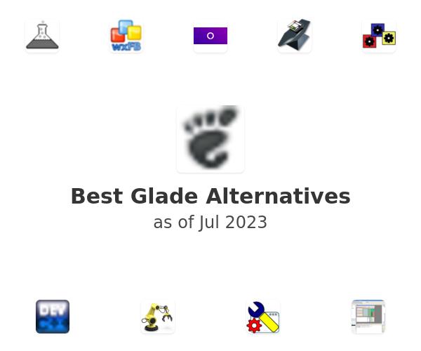 Best Glade Alternatives