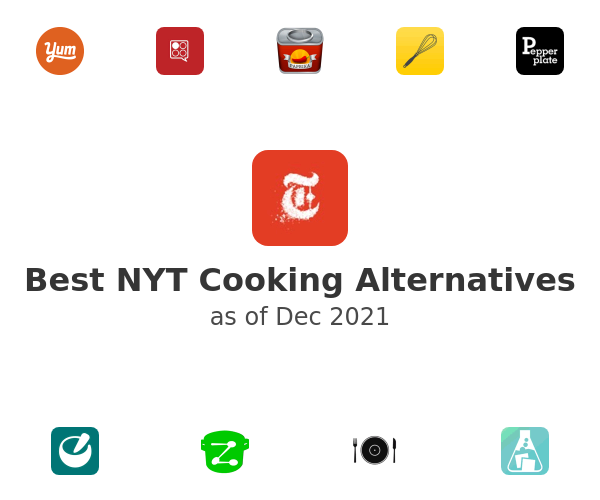 Best NYT Cooking Alternatives