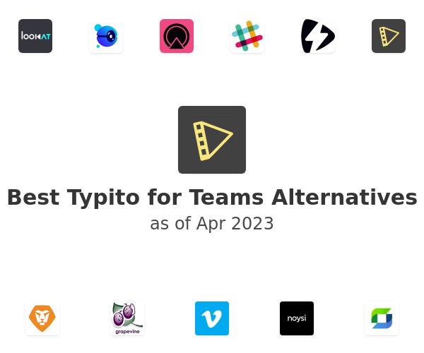 Best Typito for Teams Alternatives