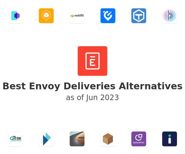 Best Envoy Deliveries Alternatives