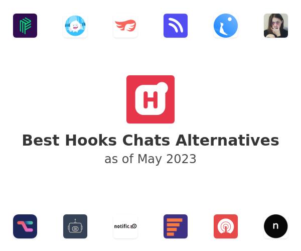 Best Hooks Chats Alternatives
