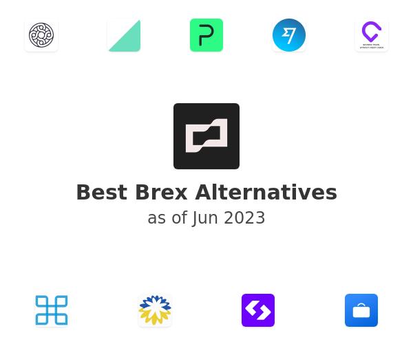 Best Brex Alternatives