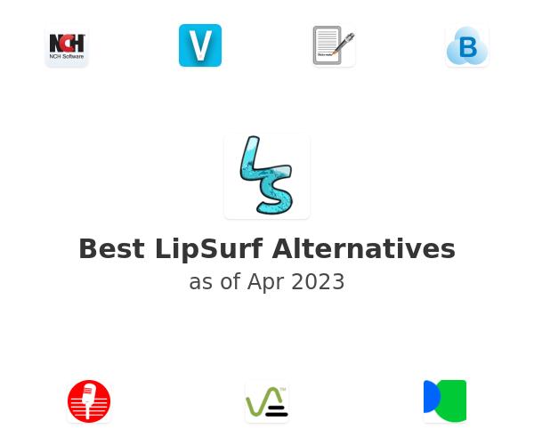 Best LipSurf Alternatives