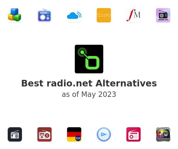 Best radio.net Alternatives